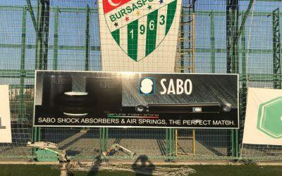 SABO supports Bursasport