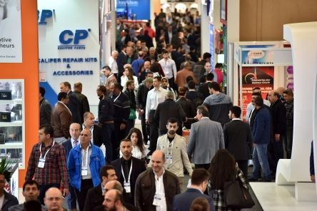 Automechanika Istanbul 2018 is coming