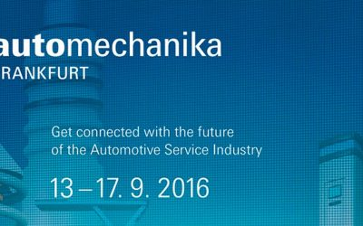 Ready for Automechanika Frankfurt
