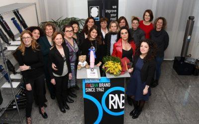 SABO Rosa 2018, Laura Broglio è la camionista dell'anno