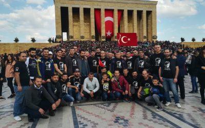 L'anniversario della morte di Atatürk